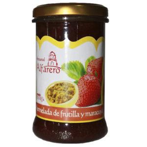 Frutilla y Maracuyá