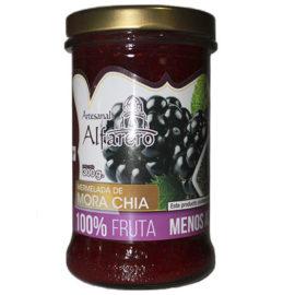 Mermelada de Mora con Chia